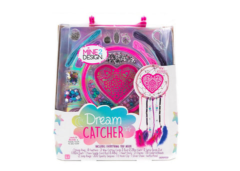 Mine 2 Design Dream Catcher Kit