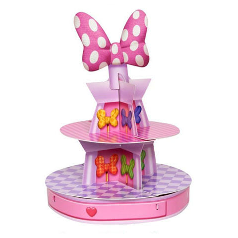 Minnie Mouse Bowtique Cupcake Stand