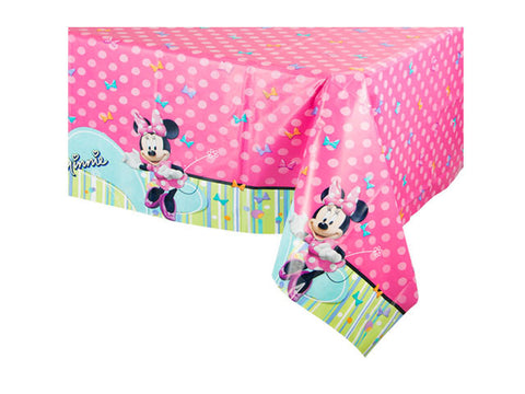 Minnie Bowtique Table Cover
