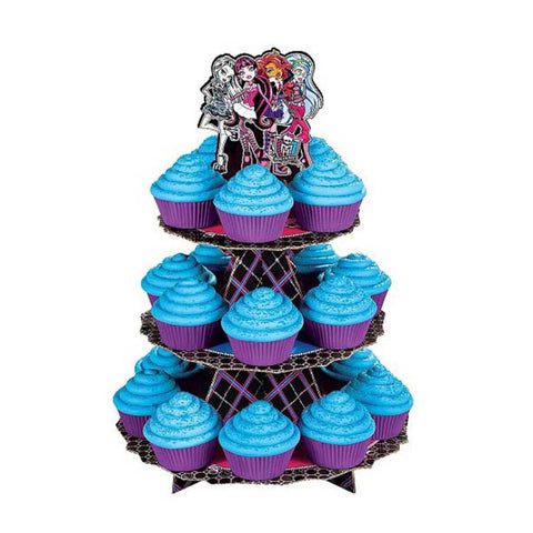 Monster High Cupcake Stand