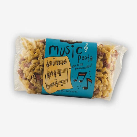 Music Fun Shaped Pasta