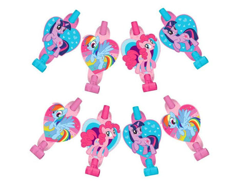 My Little Pony Blowouts (8 ct)