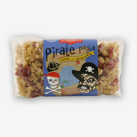 Pirate Fun Shaped Pasta