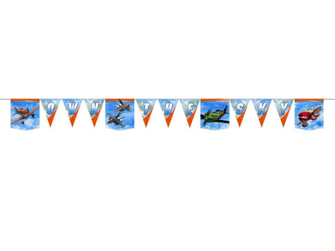 Disney Planes Own The Sky Banner