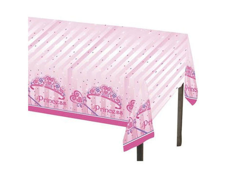 Pink Princess Table Cover
