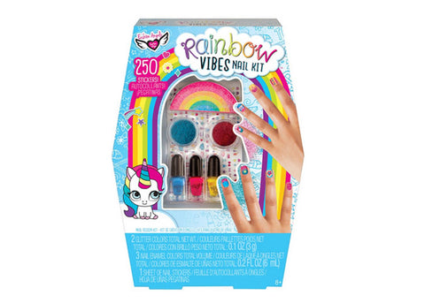 Fashion Angels Rainbow Vibes Nail Kit