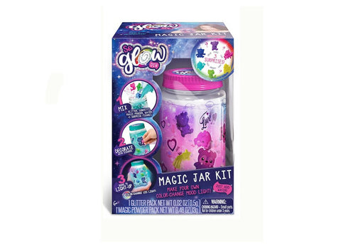 So Glow Magic Jar Mood Light