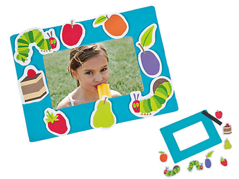 Eric Carle's The Very Hungry Caterpillar Picture Frame Magnet Kit (4 ct)
