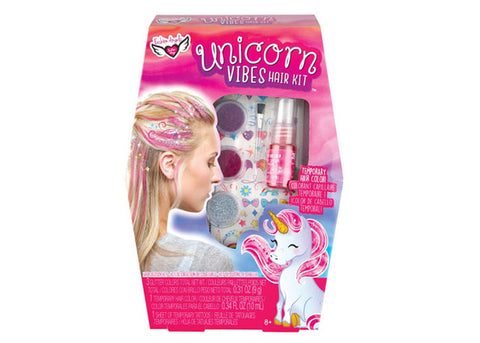 Fashion Angels Unicorn Vibes Hair Design Kit