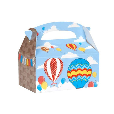 Up Up Away Favor Box (8 ct)