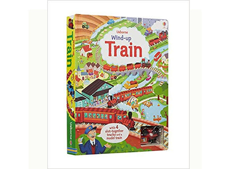 Usborne Wind Up Train Book
