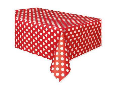 All-over Dots Table Cover