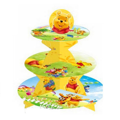 Winnie the Pooh Cupcake Stand