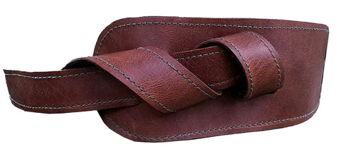 Ladies Sorrento Soft Leather Belt