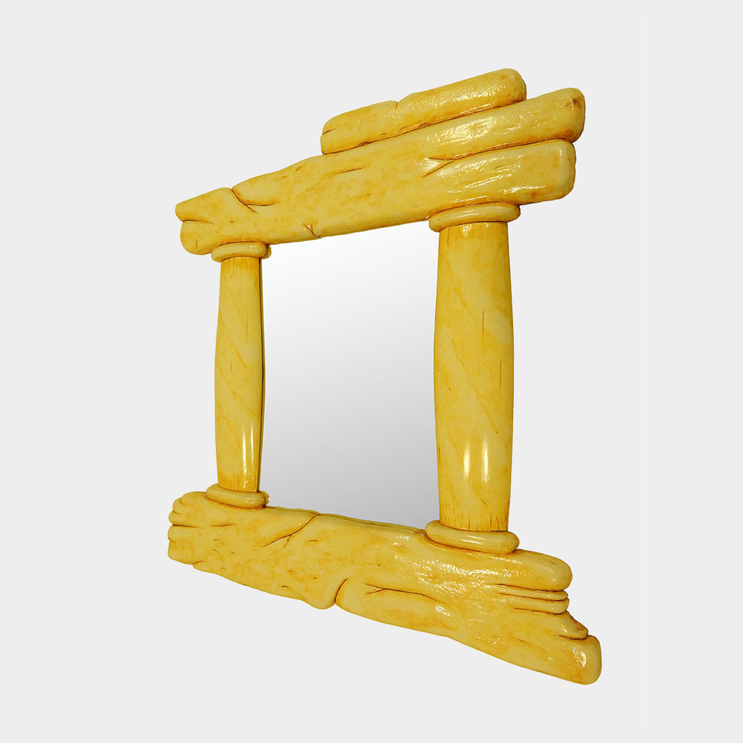 Pillars Wall Mirror
