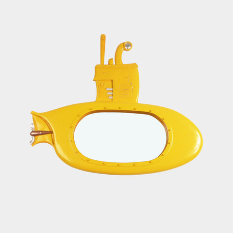 Yellow Submarine Wall Mirror