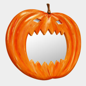 Pumpkin Wall Mirror
