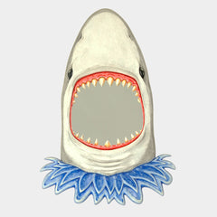 Great White Shark Wall Mirror