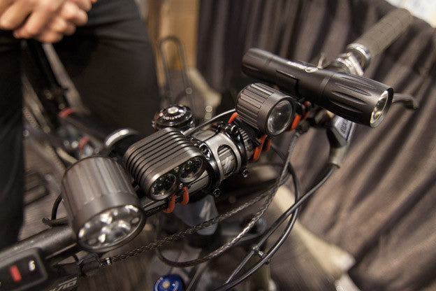 Gemini Lights: Interbike 2012