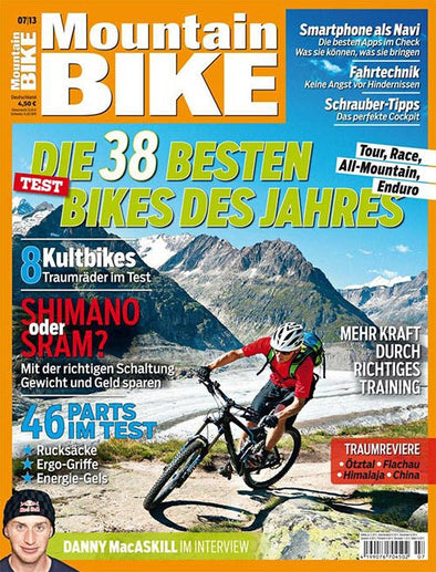 MountainBIKE Magazine Germany