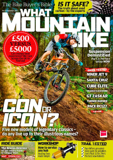 WhatMountainBike Cover