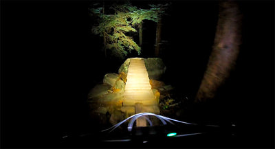 POV Night Ride: Riding the North Shore with VanCan