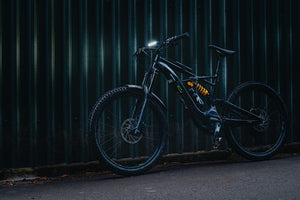 EMTB LED Bike Light | Gemini Lights