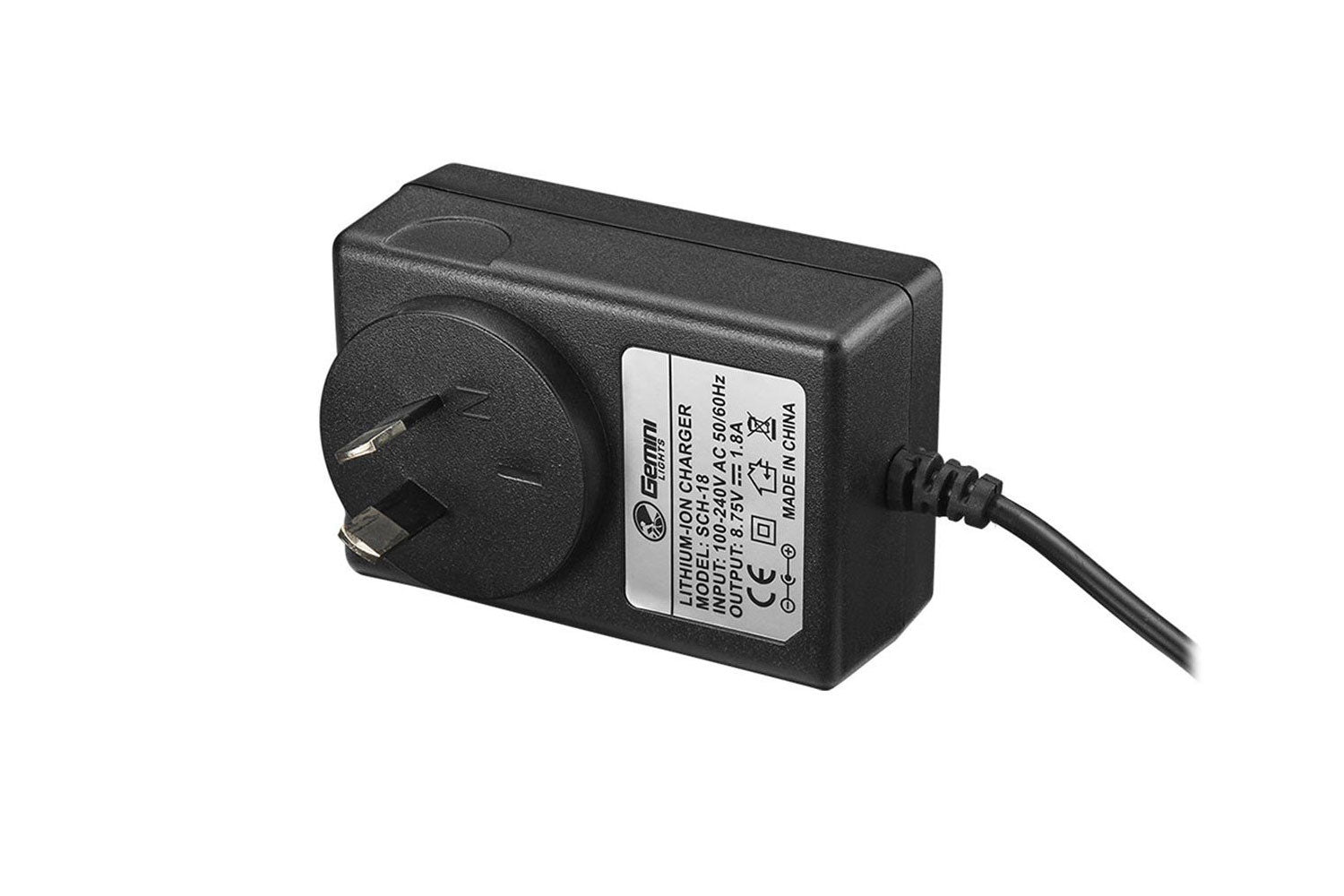 Lithium Ion Smart Charger (AU/NZ)