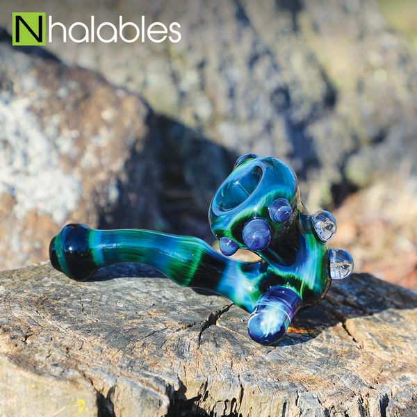 Experimental Green Sherlock by BTS Glass