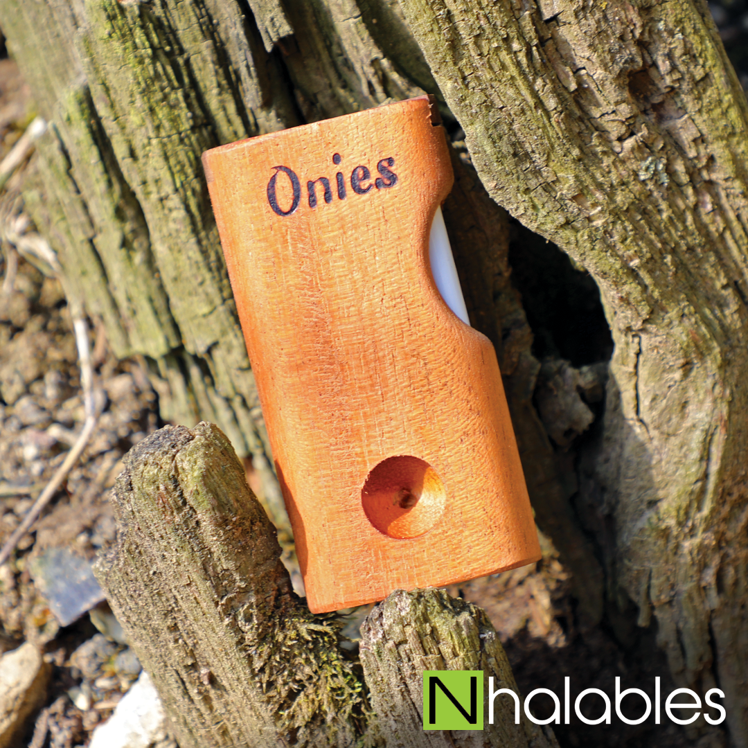 Onies Wooden One Hitter with Bowl Hole