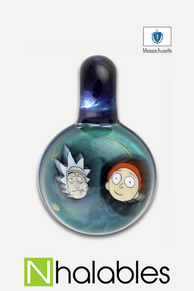 David Alan Kaminksi - Rick and Morty Assorted Milli Pendants
