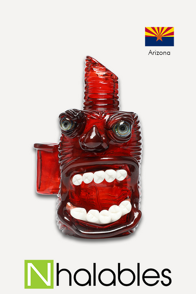 Nhalables Product Image for Frostys Fresh (Arizona) - red elvis frosty bottle rig