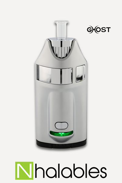 Nhalables Product Image for the MV1 by Ghost Vapes.  A Portable Dry Herb / Concentrate Convection Vaporizer.