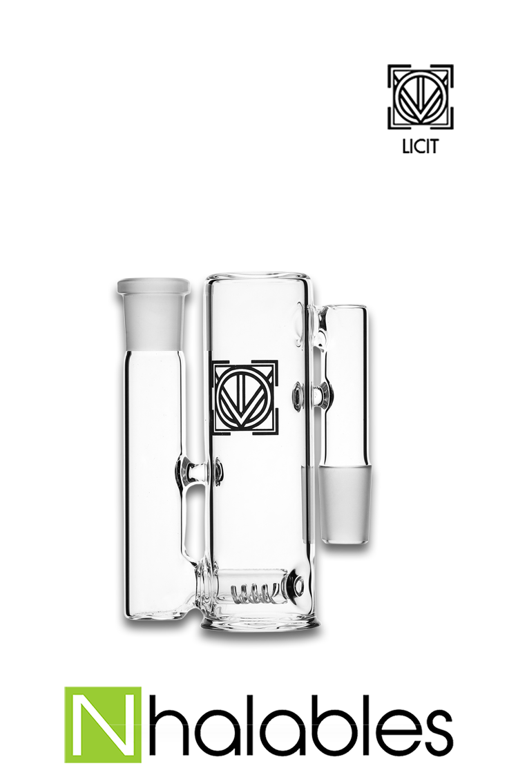 Nhalables Product Image for a Licit Glass (Virginia, USA, @Licit) Stemline Ashcatcher 14mm