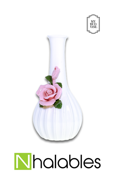 "Nhalables Product Image for a Imported ""My Bud Vase"" Rose *Pink Waterpipe"