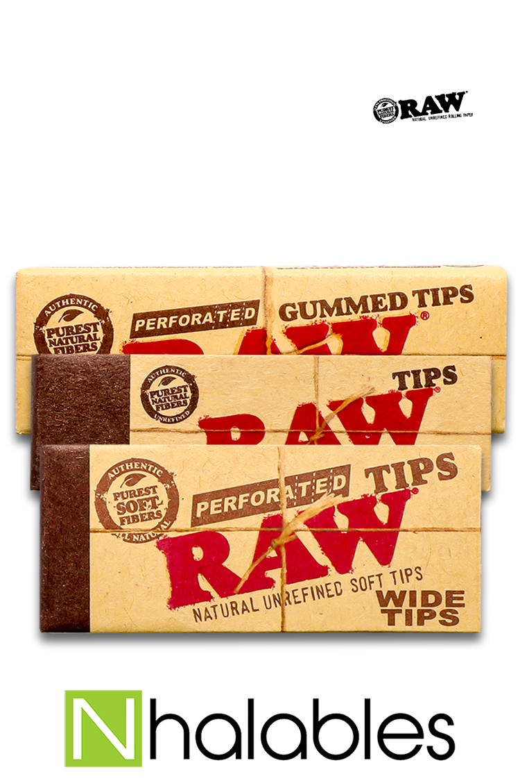 Nhalables Product Image for Raw - Roll up Tips