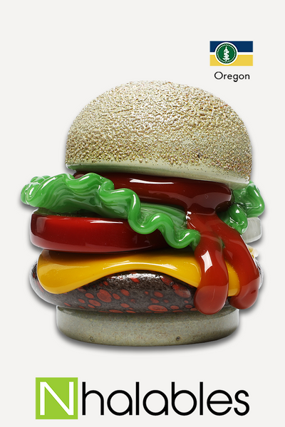 Ryan Rosburg - Bleeding Ketchup Burger Carb Cap