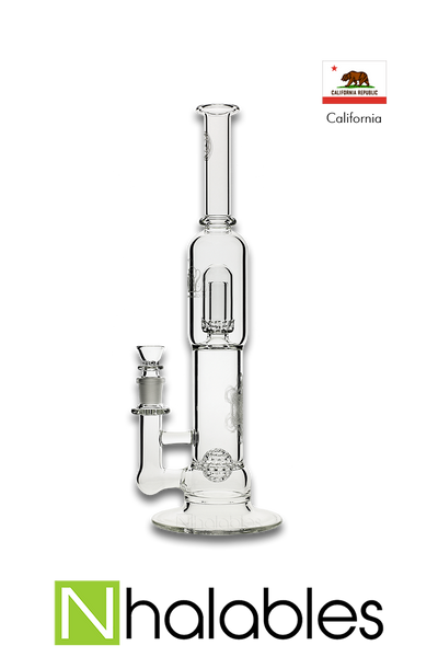 Nhalables Product Image for a Dub Stack V3 by California Based Seed of Life Glassworks (@solglassworks)