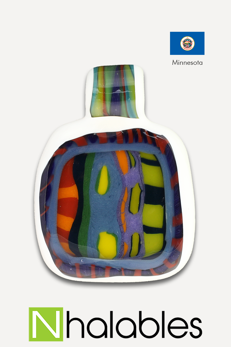 Triple A & David Kaminksi - Coogi Murrine Pendant