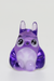 Nhalables Front View Image for a Kawaii Glass Glass Totoro Pendant Purple