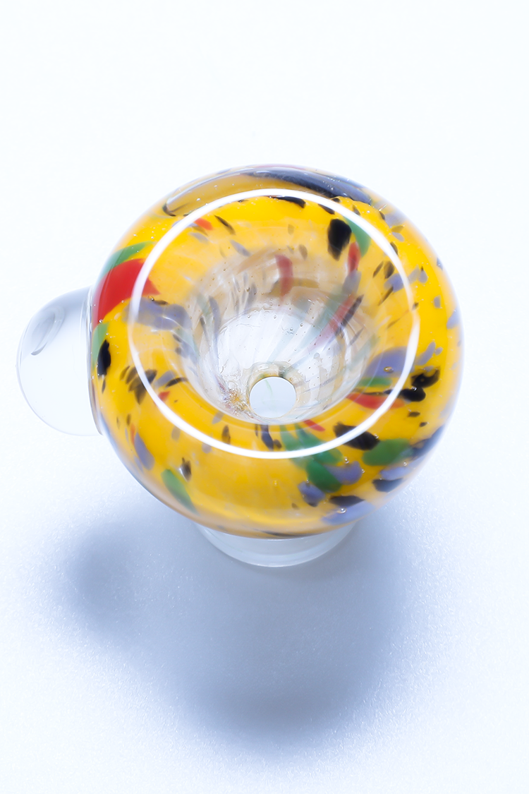 "Nhalables Product Image for a 10mm Female Dry Slide / Packer by Michigan Based ""Sandmaster Glass"""