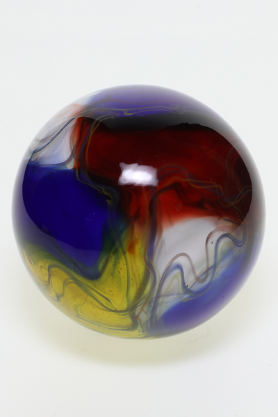 Nhalables Actual View 3 Image for a Scomo Moanet (Oregon) Scribble Marble