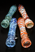 BTS Glass – Wrap and Rake Fumed Chillums