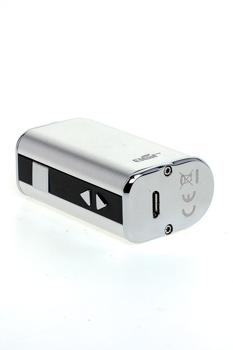 Nhalables Actual Sideview Image for a Eleaf mini istick variable voltage 510 threaded battery