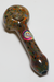 Nhalables Side View Image for a Sandmaster Glass (Michigan) Frit Assorted Color Hand Pipe