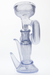 Nhalables Back View Image for a Slims Glass (Andrew Karcher, Los Angeles California Based Artist) angel rig