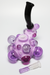 Nhalables Top Down Front View image for a Scomo Moanet (Scott Moan, Oregon) Lollipop Bubbubbler Concentrate Rig