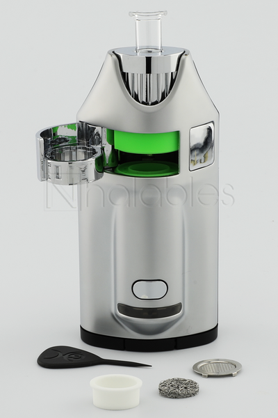 Nhalables Brush Image for the MV1 by Ghost Vapes.  A Portable Dry Herb / Concentrate Convection Vaporizer.