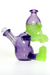 "Nhalables Right Side Image for a Antidote and Elixir Colored ""Worker Rig"" by Cleveland based Tuskum Glass"