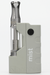 "Nhalables Product Image for a Grey colored ""Mist"" variable voltage 510 threaded battery by The Kind Pen"